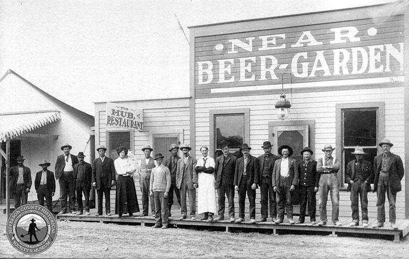 Near Beer Garden