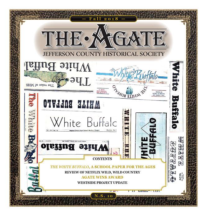 The Agate, Fall 2018